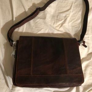 Jack Georges Voyager Collection Messenger Bag